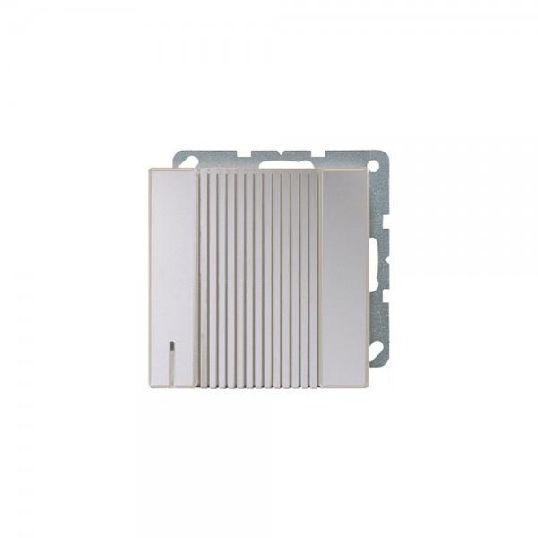 Jung AL2967S Signalgeber AC 8 - 12 V aluminium