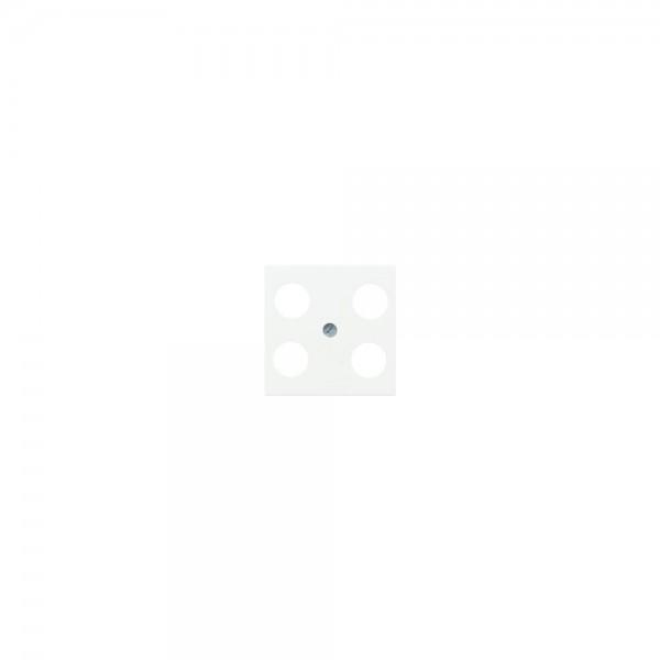 Jung A561-4SAT1CH Abdeckung Antennen-Steckdose champagner