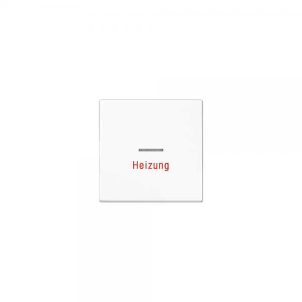 "Jung LS990HWW Wippe ""Heizung"" alpinweiß"