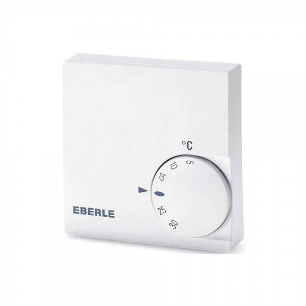 Eberle RTR-E 6121 Raumtemperaturregler 5-30°C 10A 111110151100 1Ö