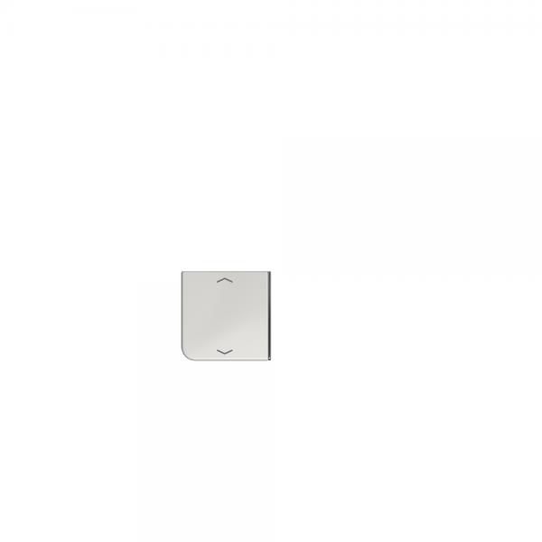 Jung CD404TSAPLG23 Taste 4fach mit Symbolen Auf/Ab lichtgrau