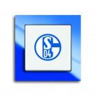 Busch Jaeger 2000/6 UJ/02 Fanschalter Schalke 04