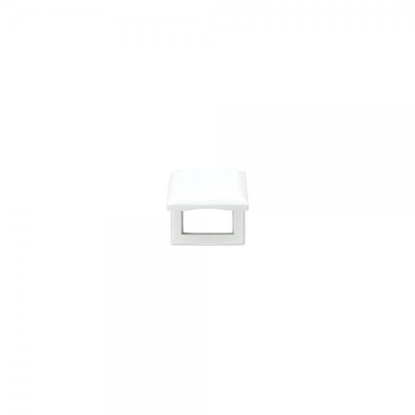 Jung AS581BFKL Klappdeckel Steckdosen und Geräte bruchsicher cremeweiss hochglänzend
