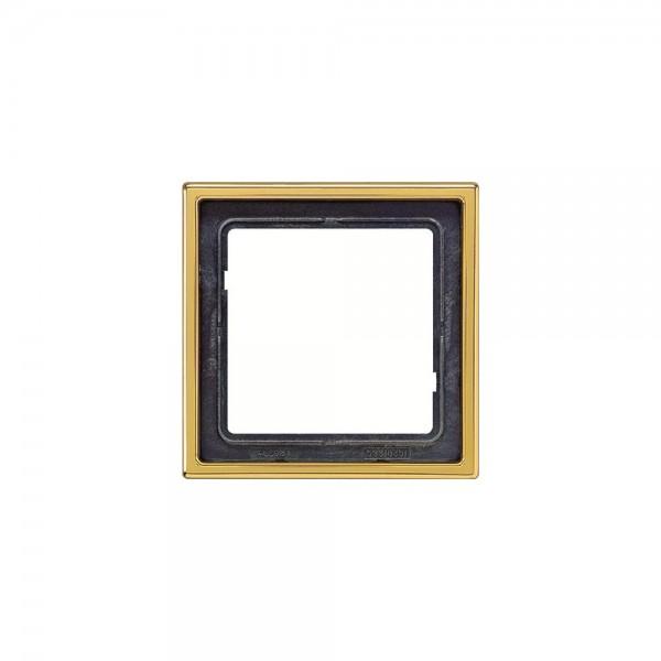 Jung GO2981 Abdeckrahmen 1fach goldfarben