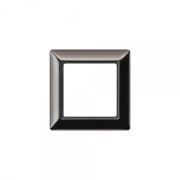Jung AS581SW Rahmen 1fach schwarz