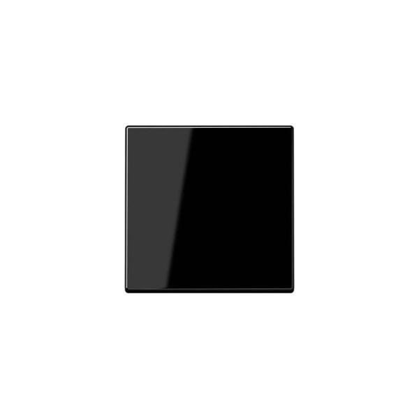 Jung A590BFSW Wippe Schalter/Taster Serie A schwarz hochglänzend