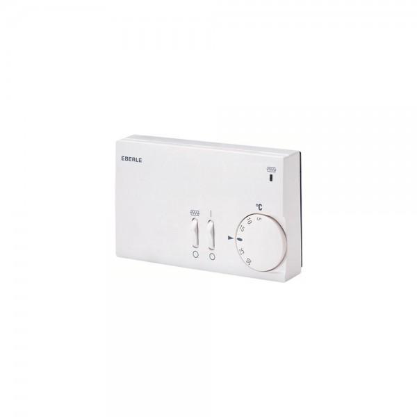 Eberle RTR-E 7712 Raumtemperaturregler 5-30°C 10A 517729051100 2 Schalter