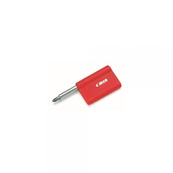 Cimco 114598 Bit-Satz 7-teilig mit Magnethalter Box
