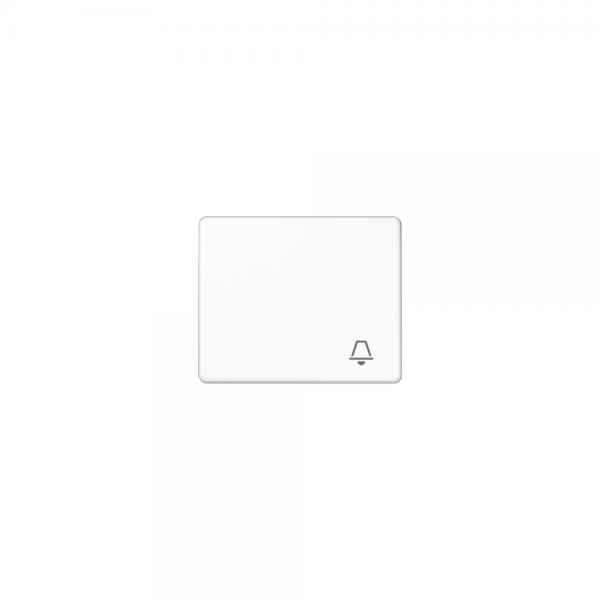 Jung SL590KWW Wippe Symbol Klingel alpinweiß