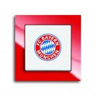 Busch Jaeger 2000/6 UJ/03 Fanschalter FC Bayern München