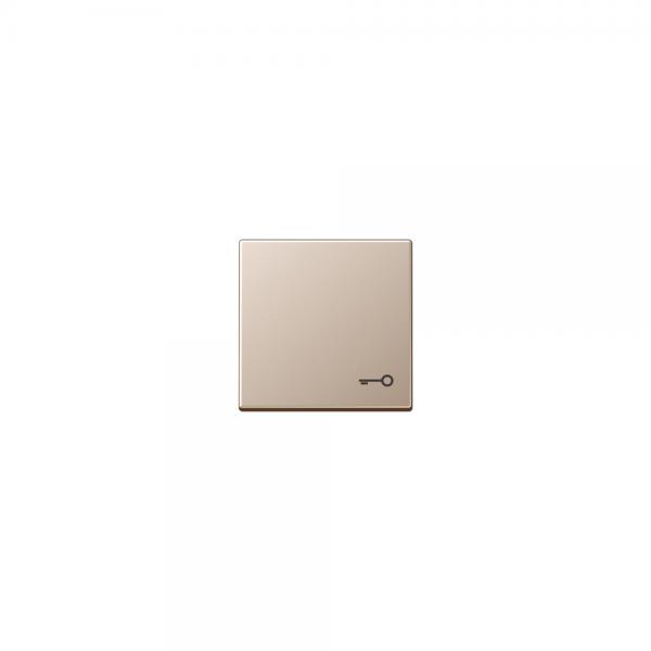 """Jung A590TCH Wippe mit Symbol """"Tür"""" Serie A champagner"""