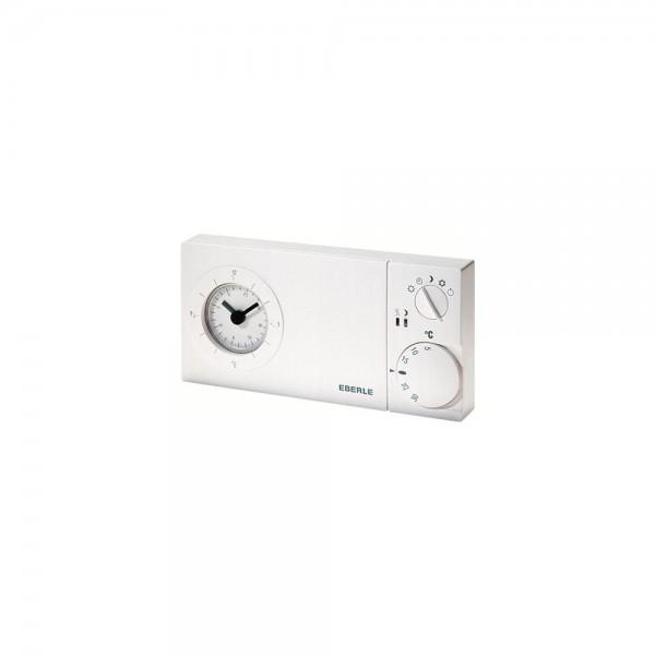 Eberle easy 3 ft Uhrenthermostat Tagesprogramm 517270551100 10-50°C 16A 230V
