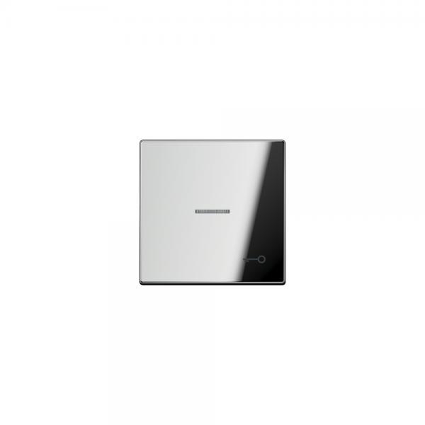 Jung GCR2990KO5T Kontroll-Wippe mit Symbol Tür glanzchrom