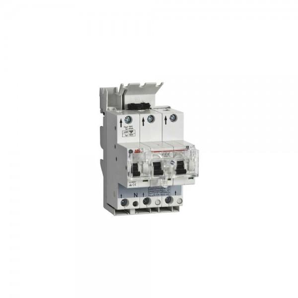 AEG S91.3E50SAVN Hauptleitungsschutzschalter 50A 3x1-pol E-Charakteristik 25kA
