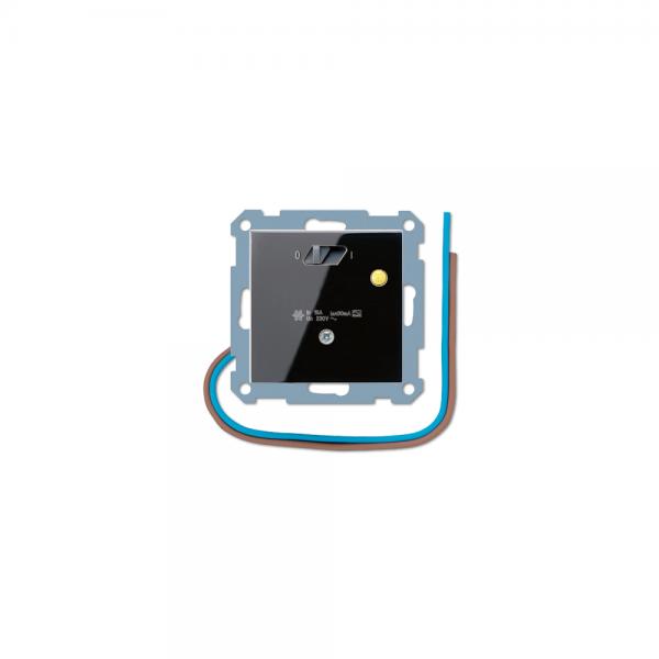 Jung A30FIBSW FI-Schutzschalter (RCD) 30mA Serie AS schwarz