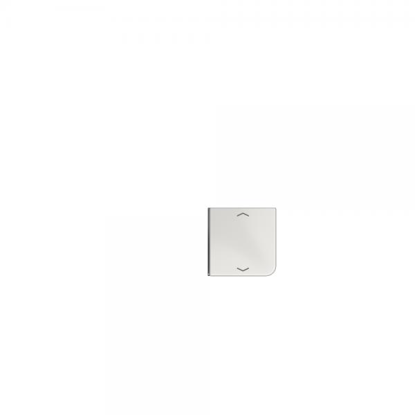 Jung CD404TSAPLG14 Taste 4fach mit Symbolen Auf/Ab lichtgrau