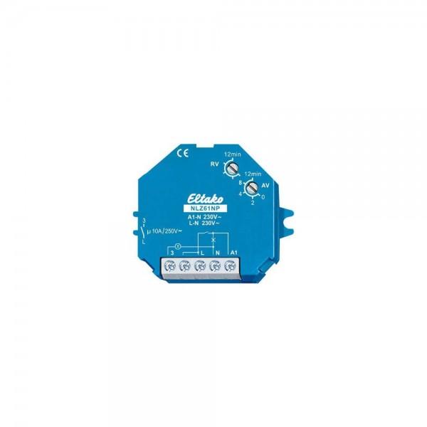 Eltako NLZ61NP-230V Nachlaufschalter 1 Schließer 10A 61100201