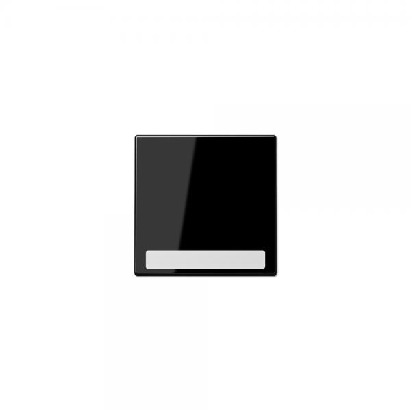 Jung LS990NASW Wippe mit Schriftfeld schwarz