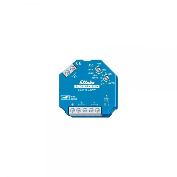 Eltako EUD61NPN-230V Universal-Dimmschalter 61100802 Power MOSFET 400W