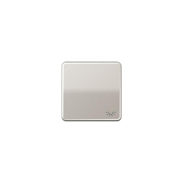 """Jung CD590LPT Wippe mit Symbol """"Licht"""" platin"""
