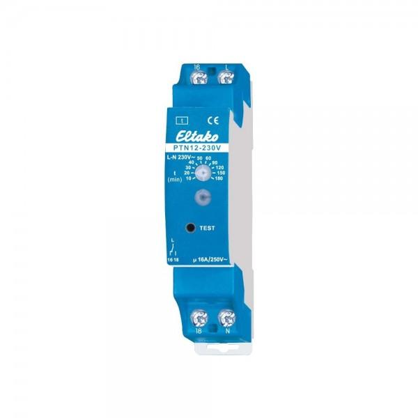 Eltako PTN12-230V Prüftaster für Notleuchten