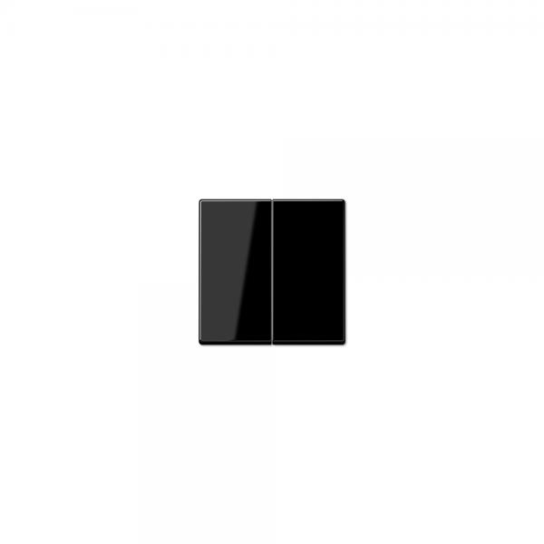 Jung A595SW Wippe Serienschalter Serie A schwarz
