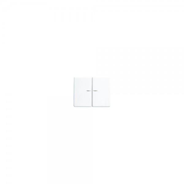 Jung SL595KO5WW Wippe Serienschalter Lichtleiter alpinweiß