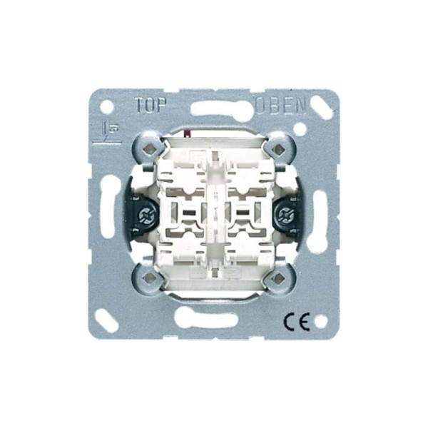 Jung 539U Doppel-Taster 2 Wechsler 10 AX 250 V