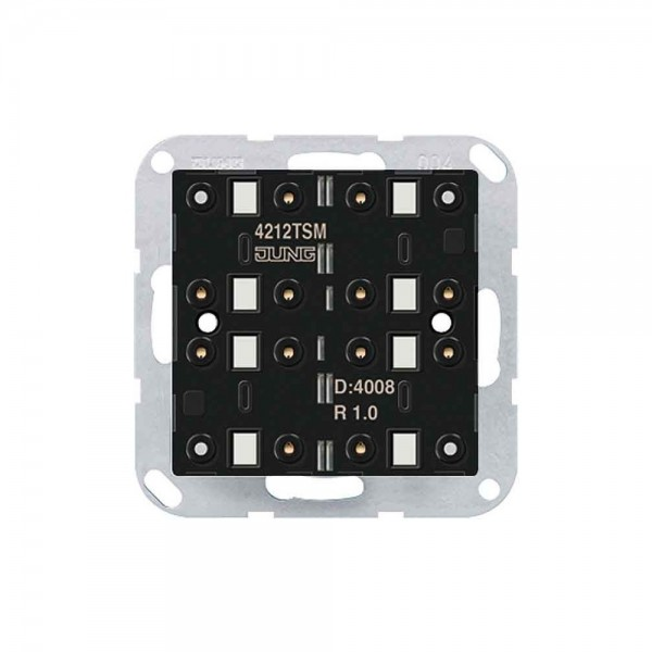 Jung 4248TSM Tastsensor-Modul 24 V 4fach