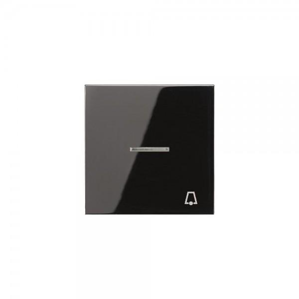 Jung LS990KO5KSW Kontroll-Wippe mit Symbol Klingel schwarz