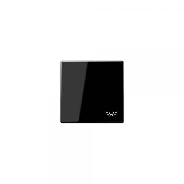 """Jung LS990LSW Wippe mit Symbol """"Licht"""" schwarz"""