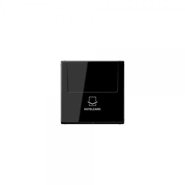 Jung LS590CARDSW Hotelcardschalter schwarz