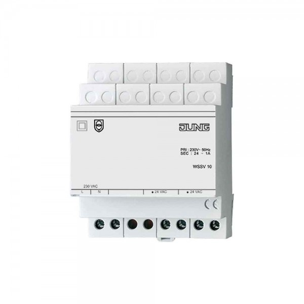 Jung WSSV10 Spannungsversorgung AC 24 V
