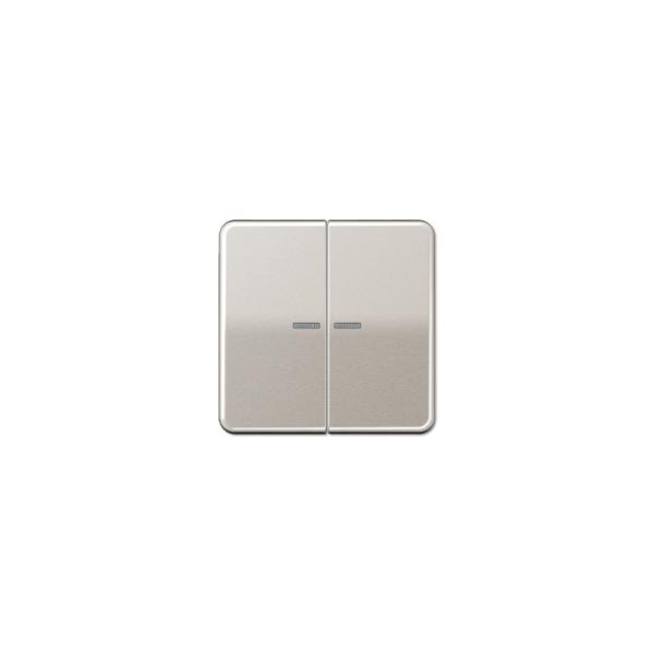 Jung CD595KO5PT Wippe für Serienschalter Kontroll platin