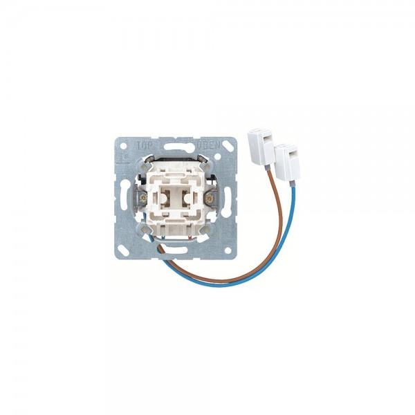 Jung 506U-LEDW Wippschalter Wechsel LED UP 10AX 250VAC