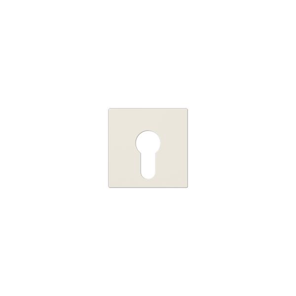 Jung A525PL Abdeckung für Schlüsselschalter cremeweiß