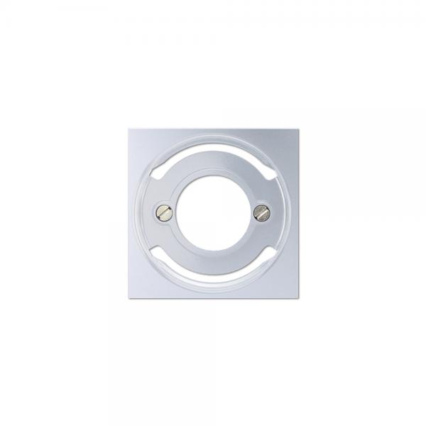 Jung A537BFPLAL Abdeckung für Lichtsignale aluminium