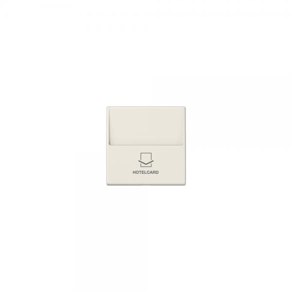 Jung A590CARD Hotelcardschalter cremeweiss