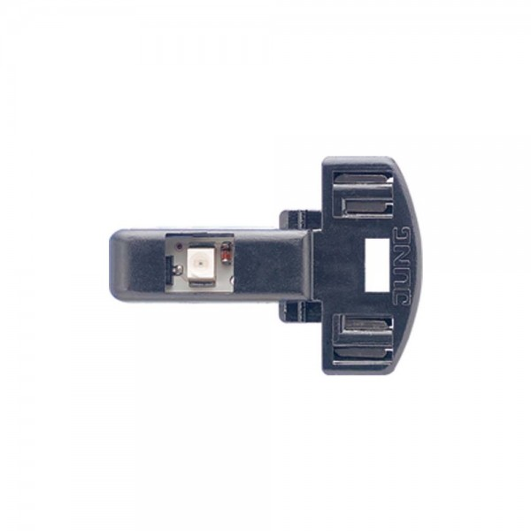 Jung 90-LEDBL LED-Leuchte 230 V ca. 1,1 mA blau