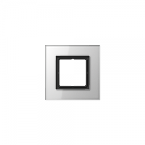 Jung LSP984GLWW Abdeckrahmen 4fach Glas weiß
