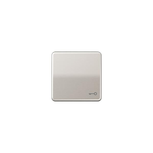 "Jung CD590TPT Wippe mit Symbol ""Tür"" platin"