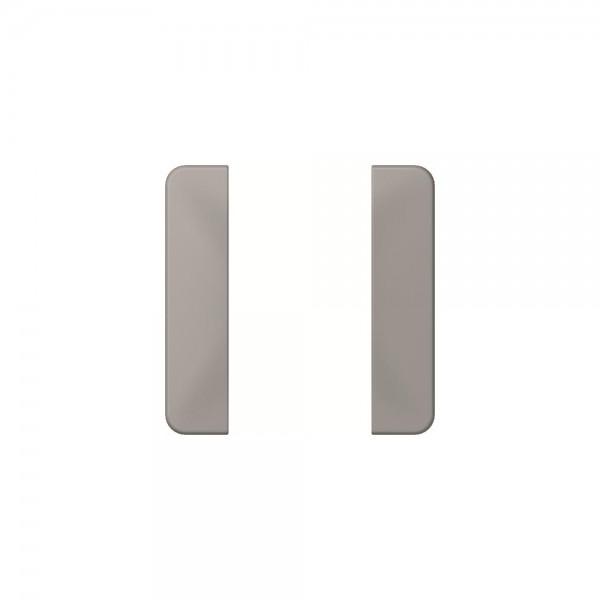 Jung CD501TSAGR Tastensatz 1fach komplett grau