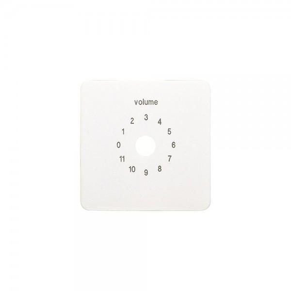 Jung 594-8 Abdeckung für Lautstärkesteller cremeweiß