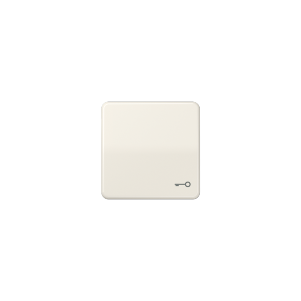 """Jung CD590T Wippe mit Symbol """"Tür"""" cremeweiß"""