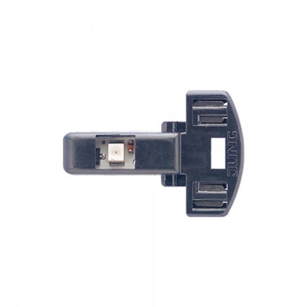 Jung 90-LEDW LED-Leuchte 230 V ca. 1,1 mA weiß