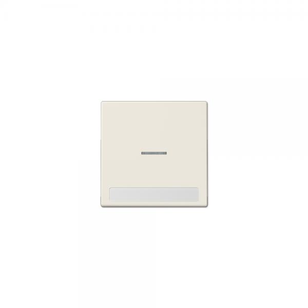 Jung LS990NAKO5 Kontroll-Wippe mit Schriftfeld cremeweiß