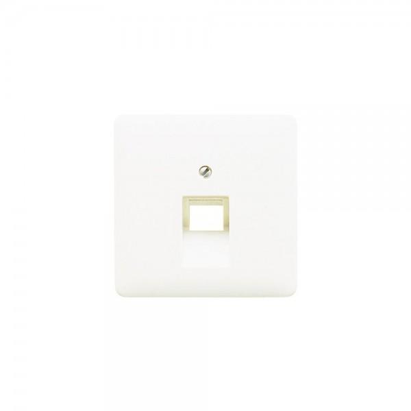 Jung CD569-1UALG Abdeckung IAE/UAE-Anschlussdose lichtgrau