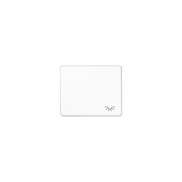 Jung SL590LWW Wippe mit Symbol Licht alpinweiß