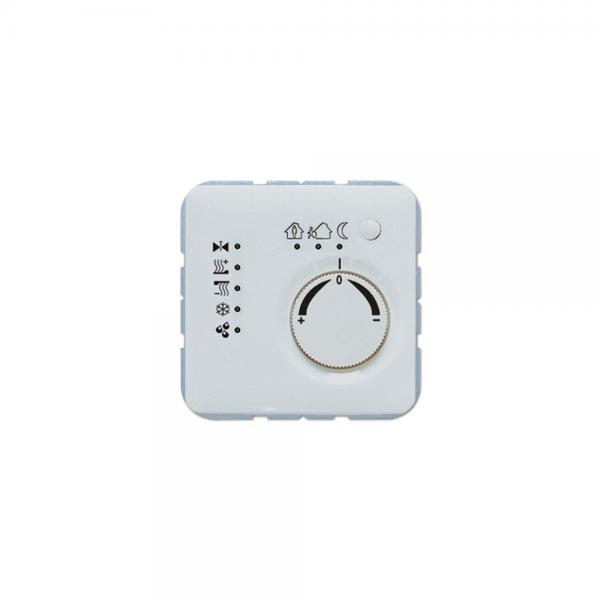 Jung CD2178TSLG KNX Stetigregler mit integrierter Tasterschnittstelle lichtgrau
