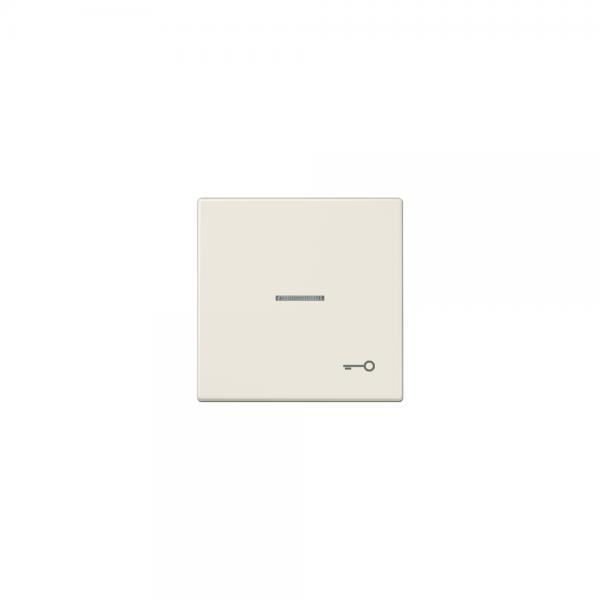 Jung LS990KO5T Kontroll-Wippe mit Symbol Tür cremeweiß